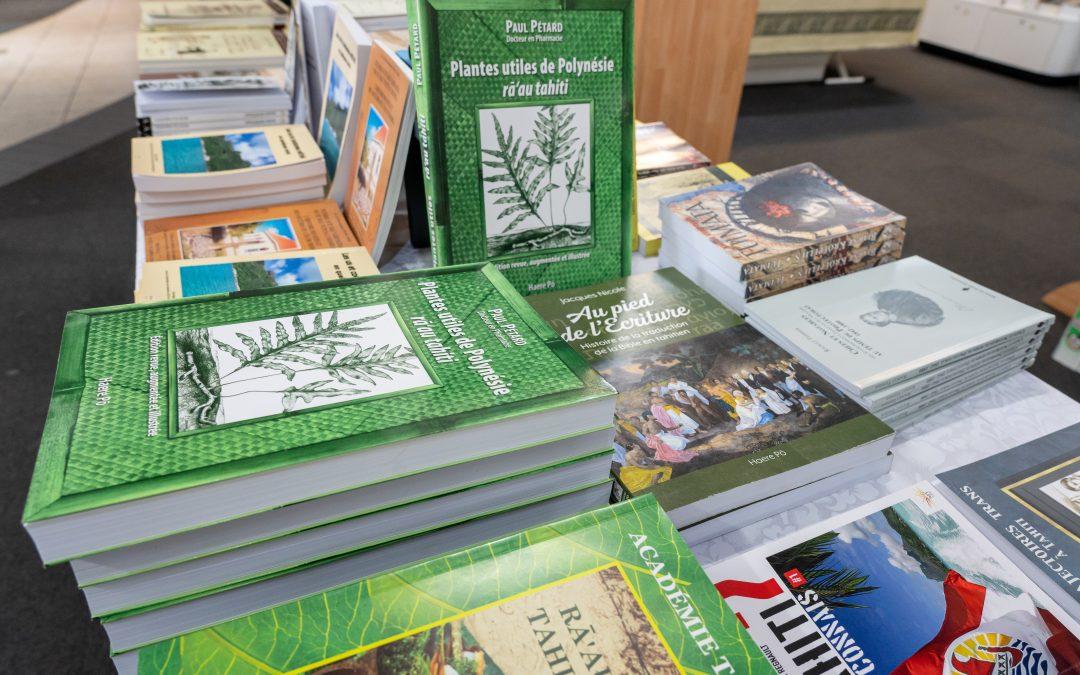 Meilleure vente de l'année ! Plantes utiles de Polynésie et rā'au tahiti par Paul Pétard
