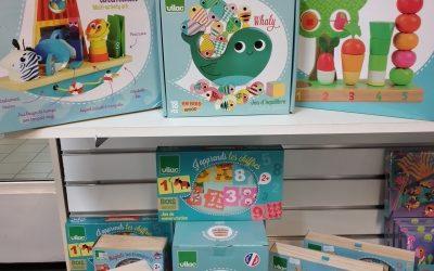 Collection Vilac – des jouets pour l'éveil de bébé !
