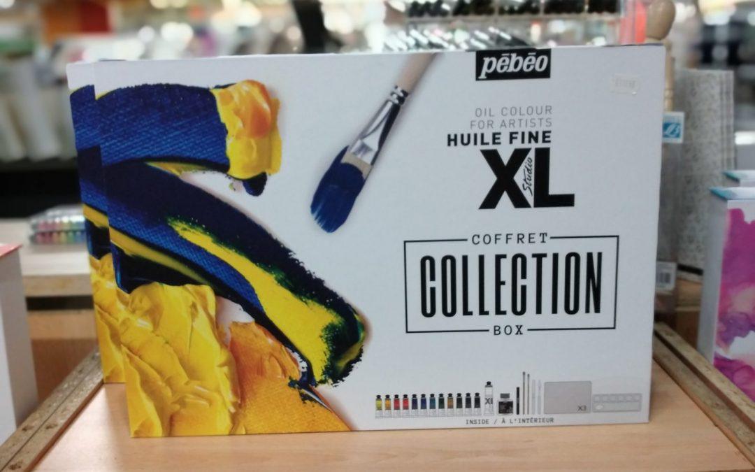 Des coffrets collection box à offrir !