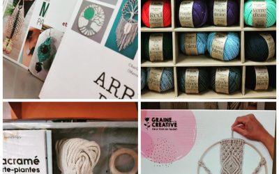 L'indémodable macramé pour créer vos objets décoratifs !