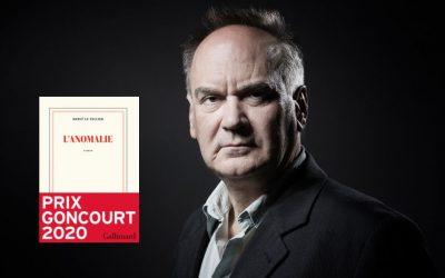 Prix Goncourt 2020 – « L'Anomalie » d'Hervé Le Tellier