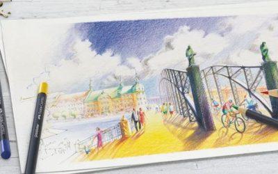 La gamme Faber-Castell, des produits de grande qualité pour les beaux-arts